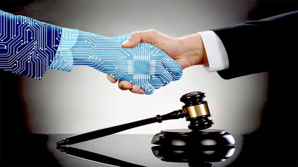 کاربرد بلاک چین در دادگاه ها