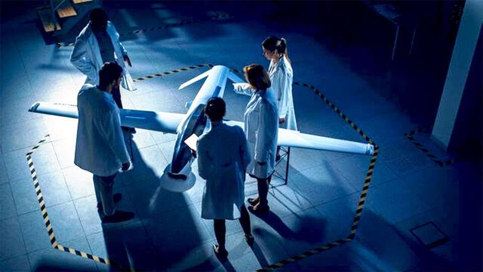 کاربرد بلاک چین در صنایع هواپیما
