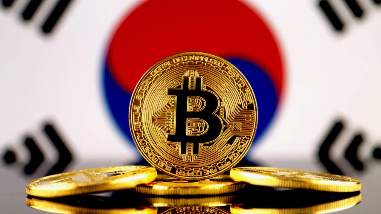قوانین ارزهای دیجیتال در کره جنوبی