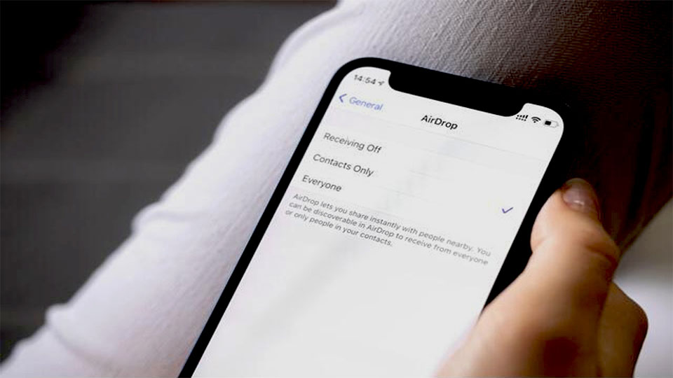 what is airdrop
