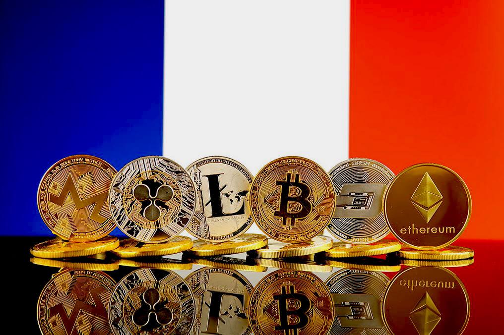 قوانین ارزهای دیجیتال در فرانسه