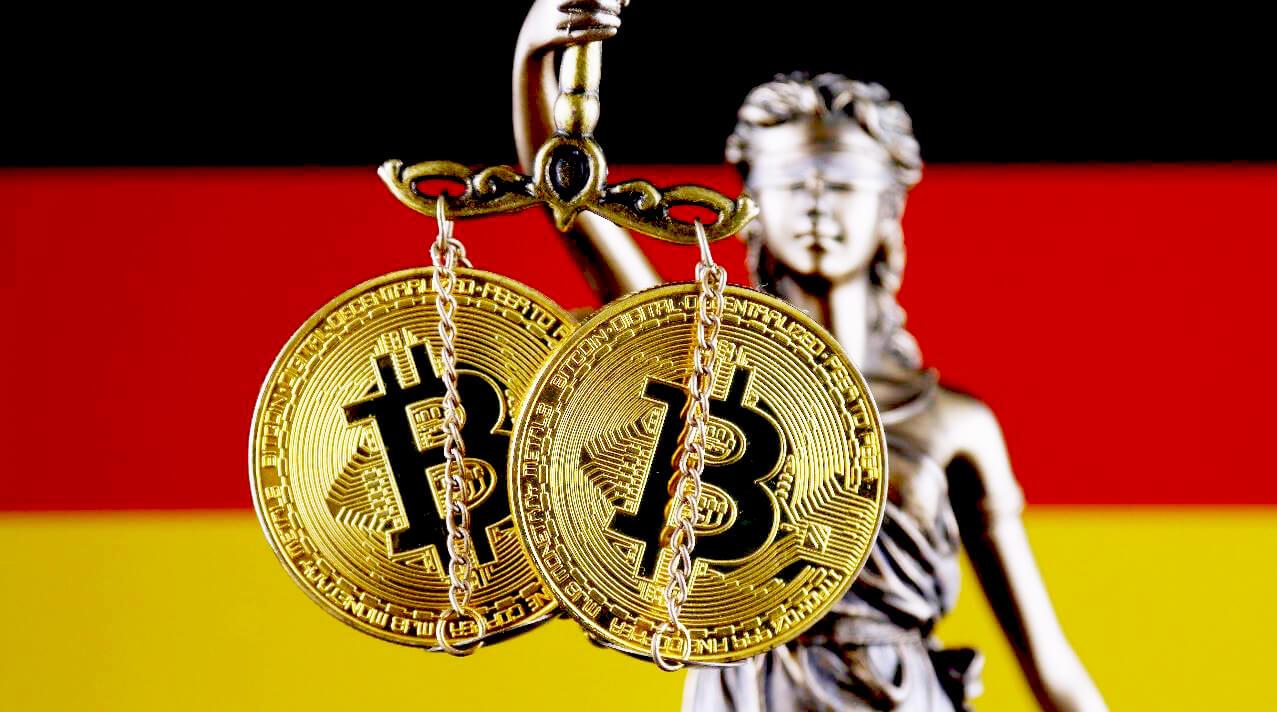 قوانین ارزهای دیجیتال در آلمان