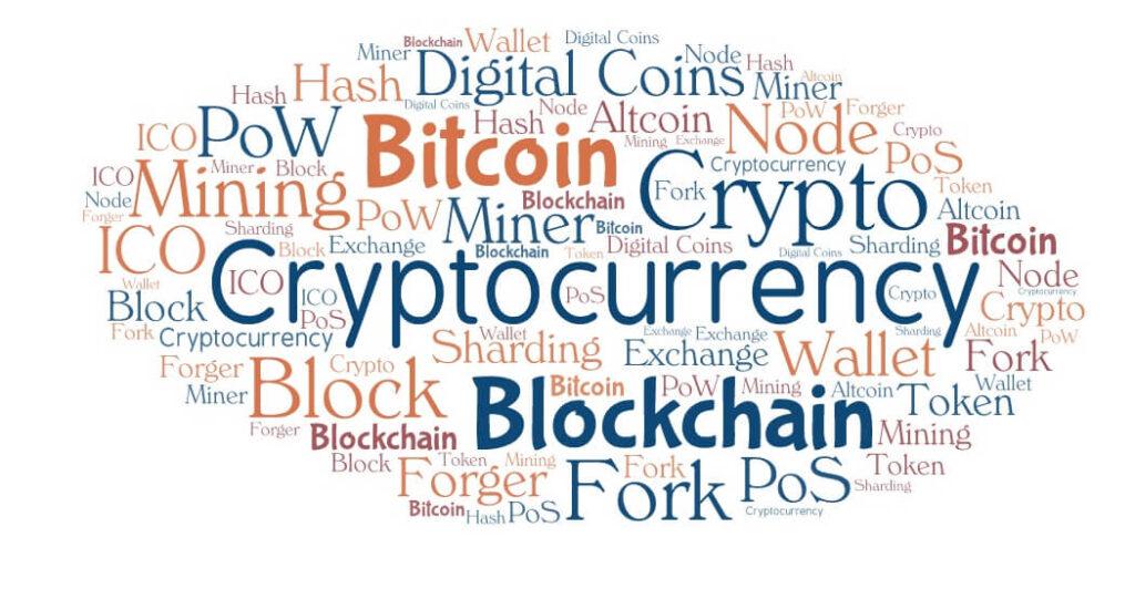 اصطلاحات ارزهای دیجیتال