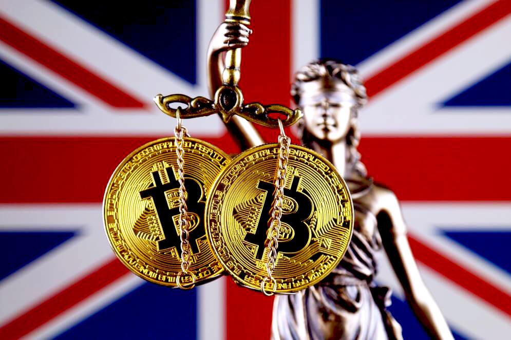 قوانین ارزهای دیجیتال در انگلیس